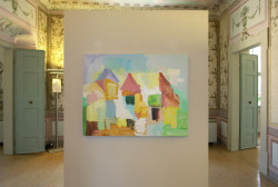 Diego Giovanazzi : Puro Colore @ Palazzo Baisi, © Francesca Cristellotti 2013.