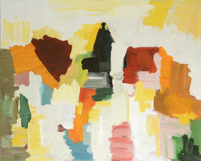 Bruno van Dyck, 2013, 80x100 cm, tempera su tela